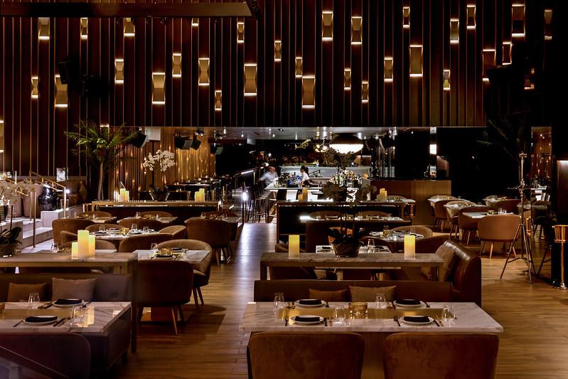 The H Hotel Dubai - Dinning Area
