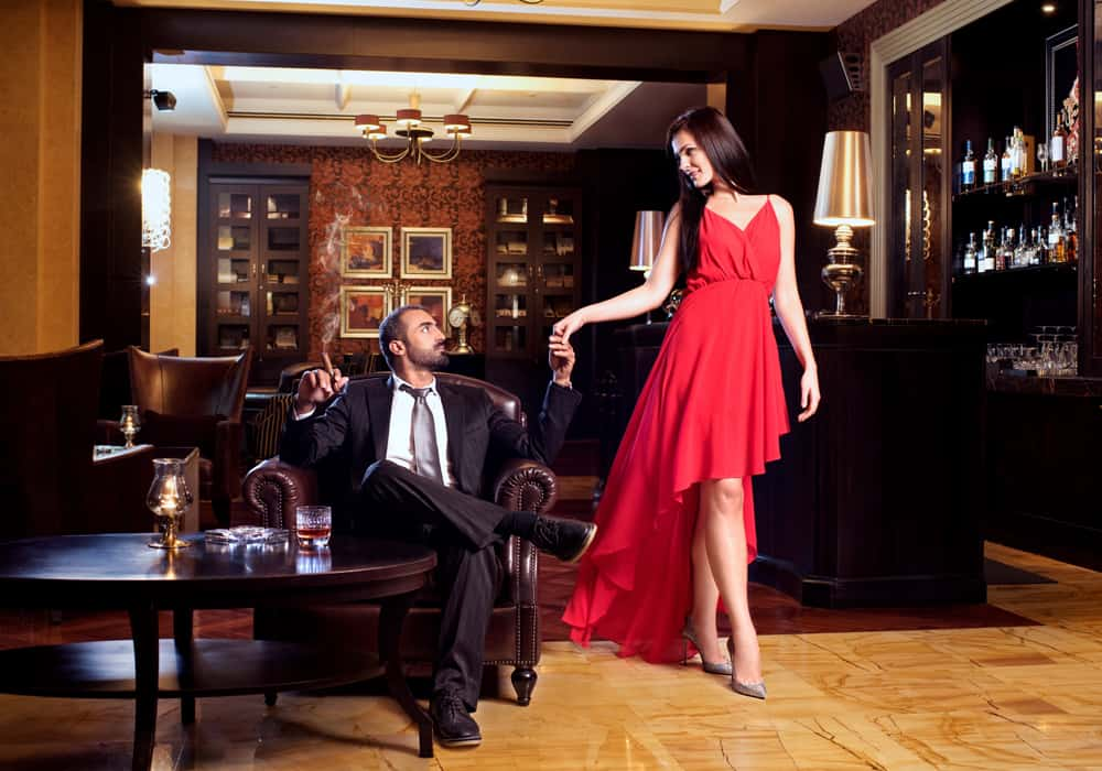 Diademas Cigar Lounge
