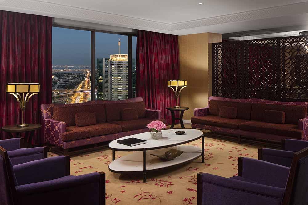 Fully Furnised Presidential Suite