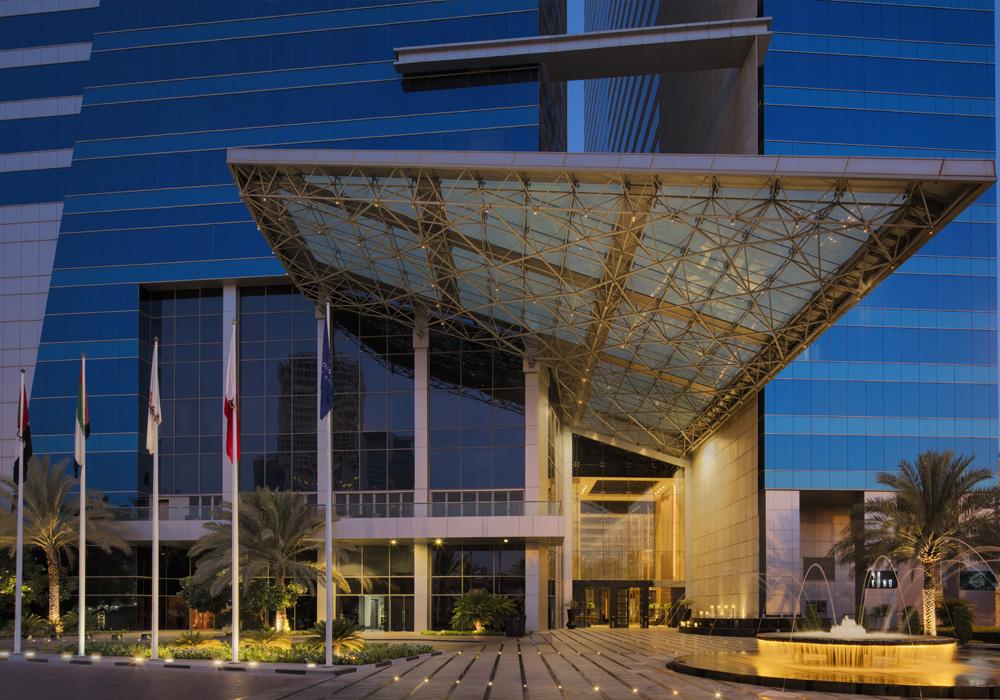 5 Star Hotel Dubai-The H Hotel
