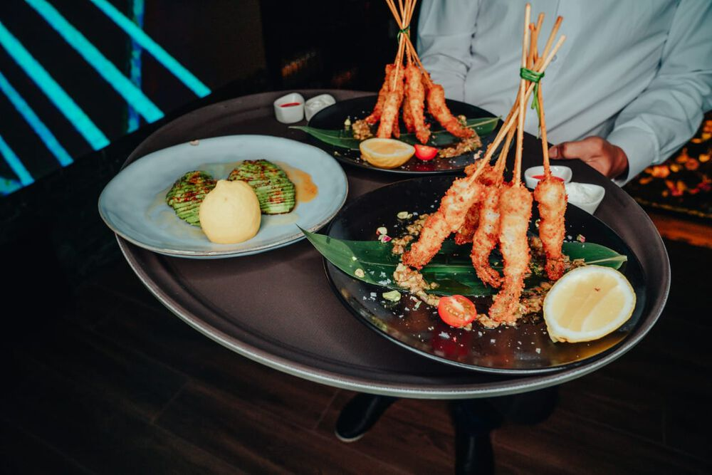 Sky 5 Dubai Rooftop Lounge & Bar