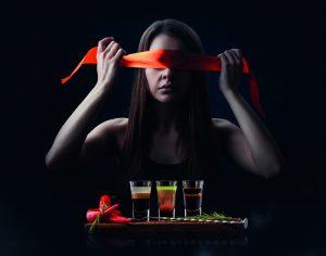 Blind Cocktail Tasting
